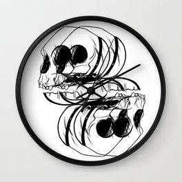 Anxiety Spiral! Wall Clock