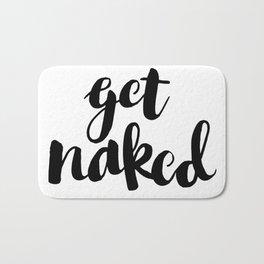 Get Naked Badematte