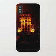 Night Crest 6 iPhone X Slim Case