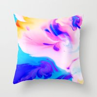 Motely Throw Pillow