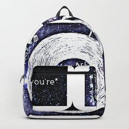 Variety of feelings Backpack