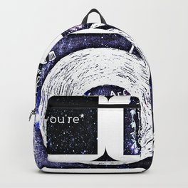 Variety of feelings Backpack