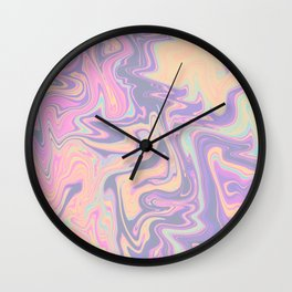Marble IV Wall Clock