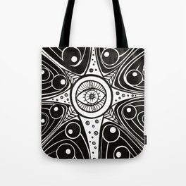 The Watch Tower Tote Bag