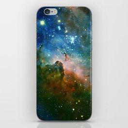 Hidden Secrets of Carina Nebula iPhone Skin