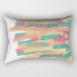 Colorful Explotion Rectangular Pillow