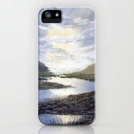 Winding iPhone Case