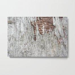 Rough Wood Textures 86 Metal Print