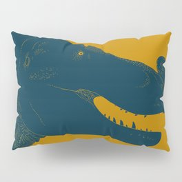 Tyrannosaurus rex in the Mood Pillow Sham