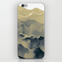 wild land iPhone Skin