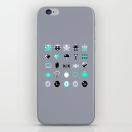 8-Bit Bling iPhone Skin
