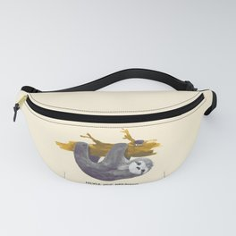 Never stop dreaming Fanny Pack