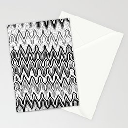 Missoni Style Mono Stationery Cards