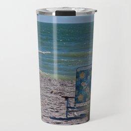 Seaside Afternoon Travel Mug