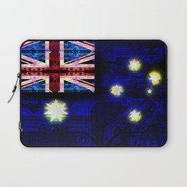circuit board australia (flag) Laptop Sleeve