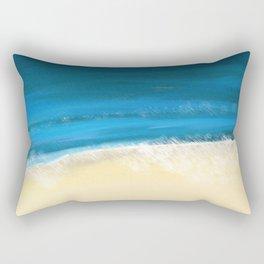 Dorset Waves Rectangular Pillow