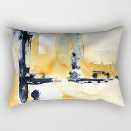 Landscape with Argonauts - Abstract 0027 Rectangular Pillow