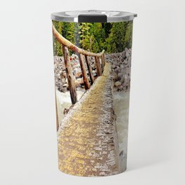 Be Not Afraid Only Believe Travel Mug