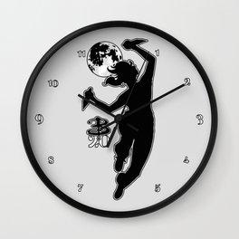 Buffy Slays 20 Wall Clock