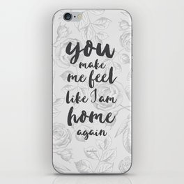 LOVESONG iPhone Skin