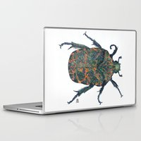 beetle Laptop & iPad Skins featuring Beetle by MSRomeiro
