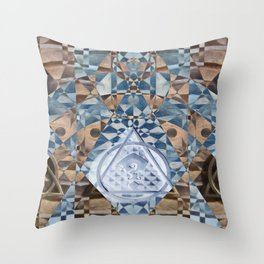 question.everything Throw Pillow