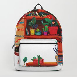 MY garden, My credenza Backpack