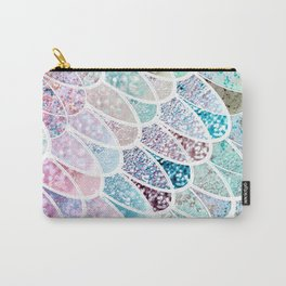 DAZZLING MERMAID SCALES Carry-All Pouch
