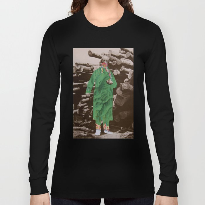 The Scientist Long Sleeve T-shirt