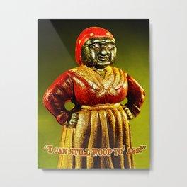Mammy Metal Print