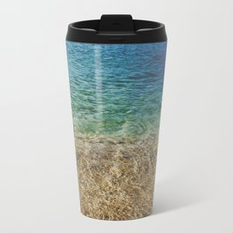 Caribbean light Metal Travel Mug