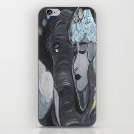 Beings  iPhone Skin