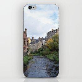 Dean Village in Edinburgh iPhone Skin