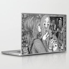 Lone Wolf Laptop & iPad Skin