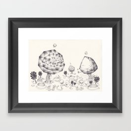 canine Framed Art Print