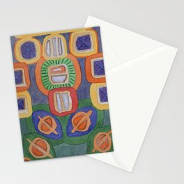 Lying Robot Stationery Cards