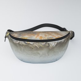 Cloud's on Jupiter agate Fanny Pack