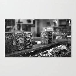 The Candy Jar Canvas Print