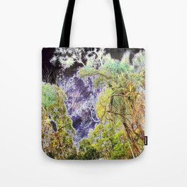 Bioluminescence Tote Bag