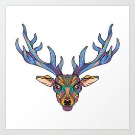 Deer Park- MI Art Print