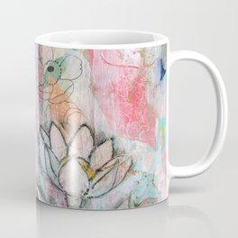 Mariposa Rosa Coffee Mug