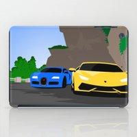lamborghini iPad Cases featuring Lamborghini & Bugatti by Szilárd A Legjobb