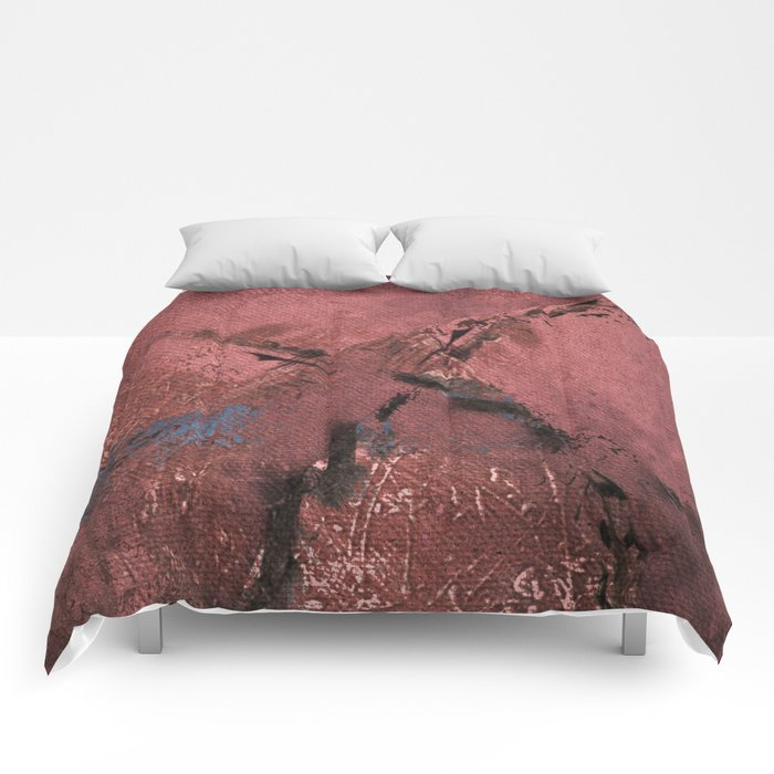 Hold Time Comforters