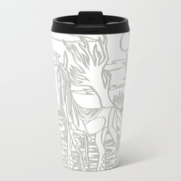 Kelpie Lines Travel Mug