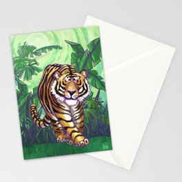 Animal Parade Tiger Stationery Cards