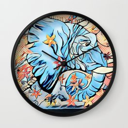 Elephance Wall Clock