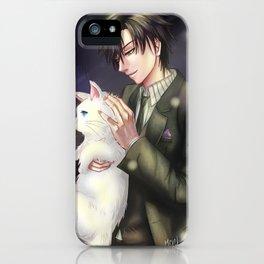 Jumin Han & Elizabeth 3rd iPhone Case