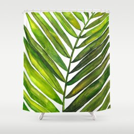 Tropical Collection Part III Shower Curtain