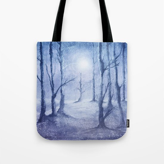 Track 5: Winter Tote Bag