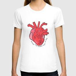 Scarred Heart T-shirt